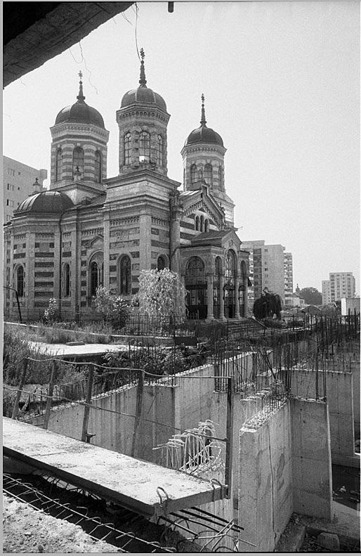 Biserica Dobroteasa, 1990